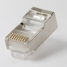 RJ45 Shielded ONLY for DC-1041