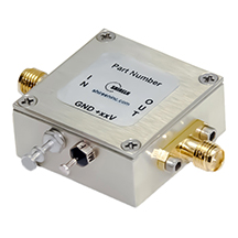 Low & Medium Power Amplifiers (LPA/LRA/MGA/MPA/MRA)