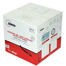 Indoor and Outdoor CAT5e Cable