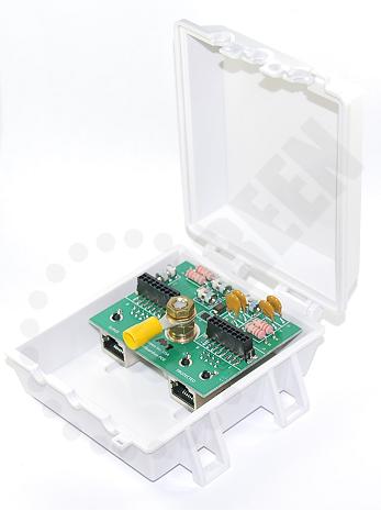 60V PoE Gigabit Ethernet Surge & Lightning Protector