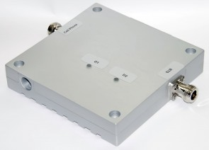 Dual Band Repeater Amplifier