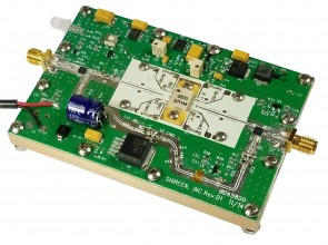 3.4-6.0 GHz Bi-directional 3 Watt Amplifier