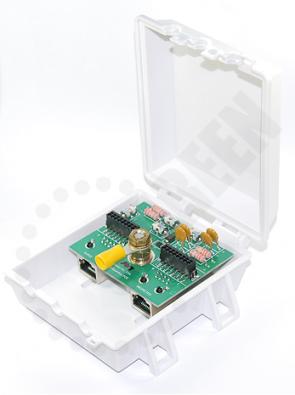 24V PoE Gigabit Ethernet Surge & Lightning Protector