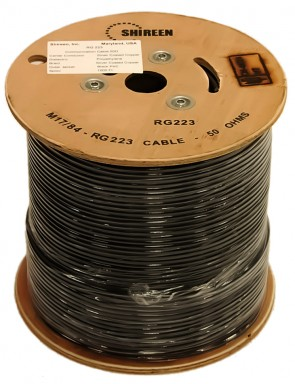 RG223 - 1000 ft Spool