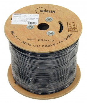 RG58 - 1000 ft Spool